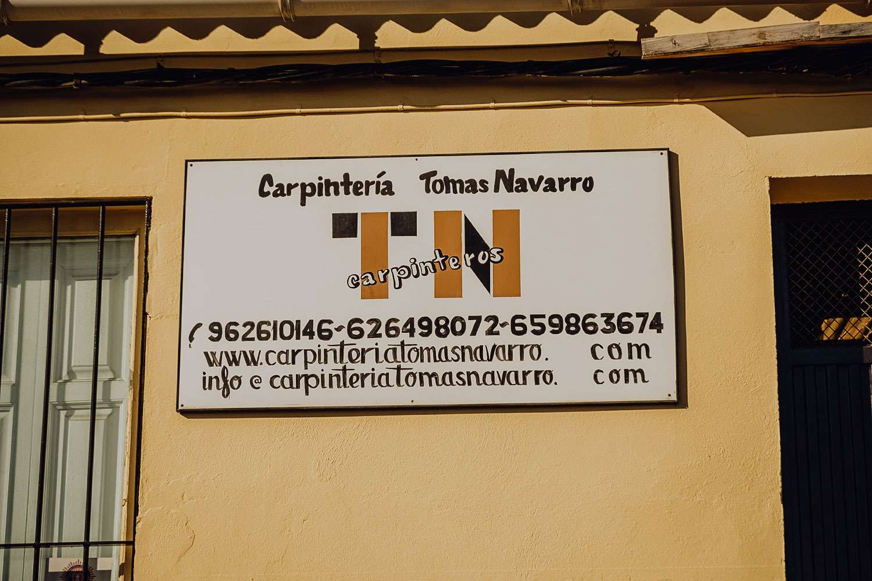 Carpintería Tomas Navarro